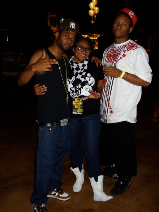 Stevie Drumma, Me and Neff