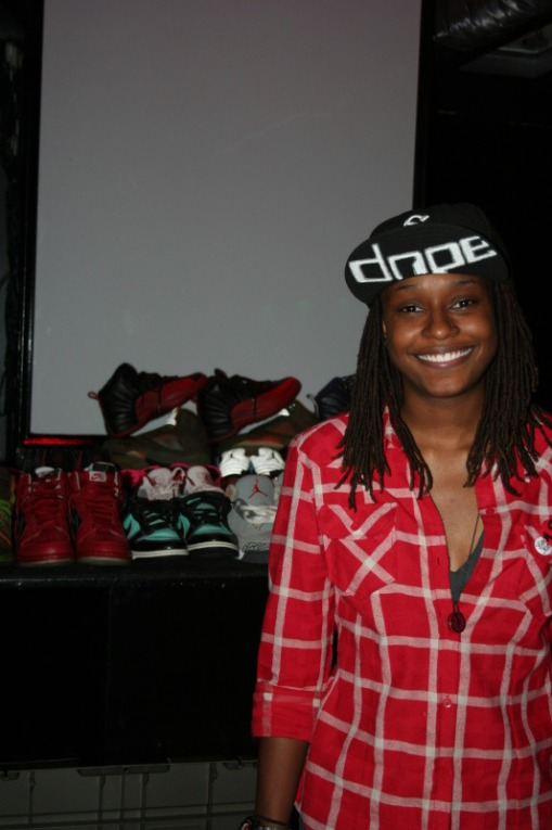 Sneaker Expo Winner (dope. Courtney)